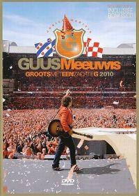 Cover Guus Meeuwis - Groots met een zachte G 2010 [DVD]